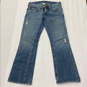 True Religion Men's Billy Denim Jeans (Size 31)